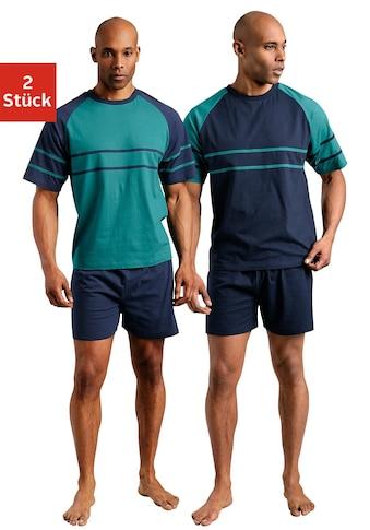 le jogger® Shorty, mit aufgesetzten Streifen kaufen