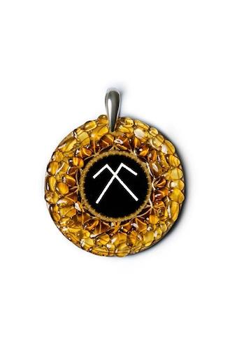 Adelia´s Amulett »925 Silber Bernstein Talisman«, Himmelskuppel - Schutz und... kaufen