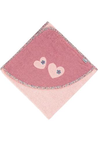 """Kapuzenhandtuch """"Mabel"""", Sterntaler® kaufen"""