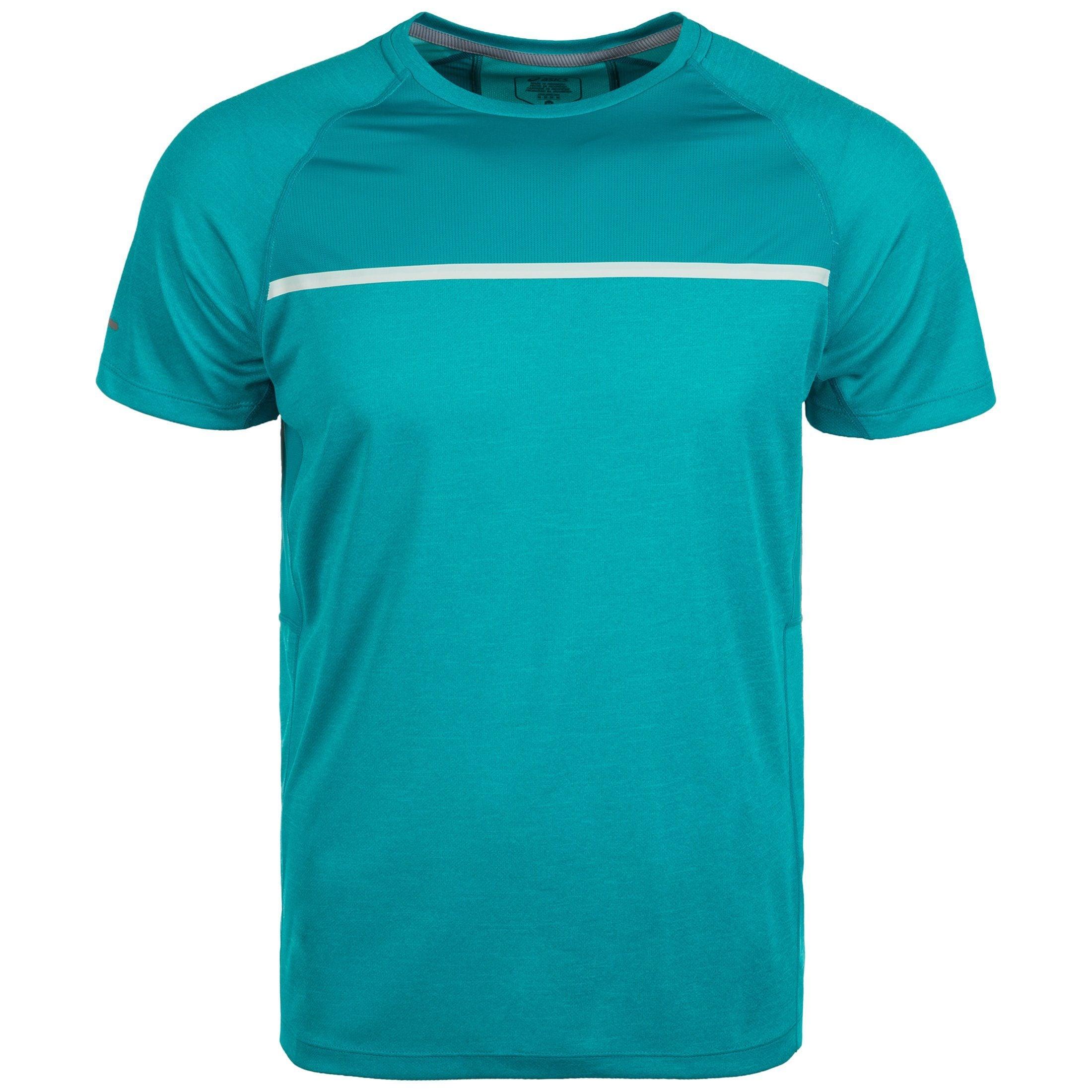 Asics Laufshirt Laufshirt   Sportbekleidung > Sportshirts > Laufshirts   Blau   Asics
