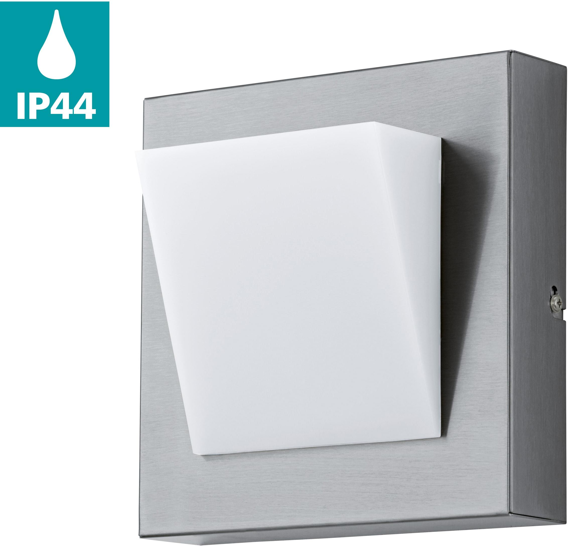 EGLO LED Außen-Wandleuchte CALGARY1, LED-Board, Warmweiß, LED tauschbar
