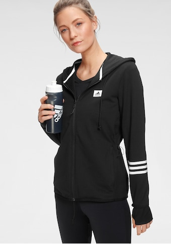 adidas Performance Kapuzensweatjacke »DESIGNED 2 MOVE MOTION FULL ZIP HOODIE« kaufen