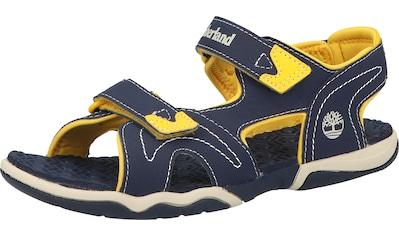 Timberland Sandale »Lederimitat/Textil« kaufen