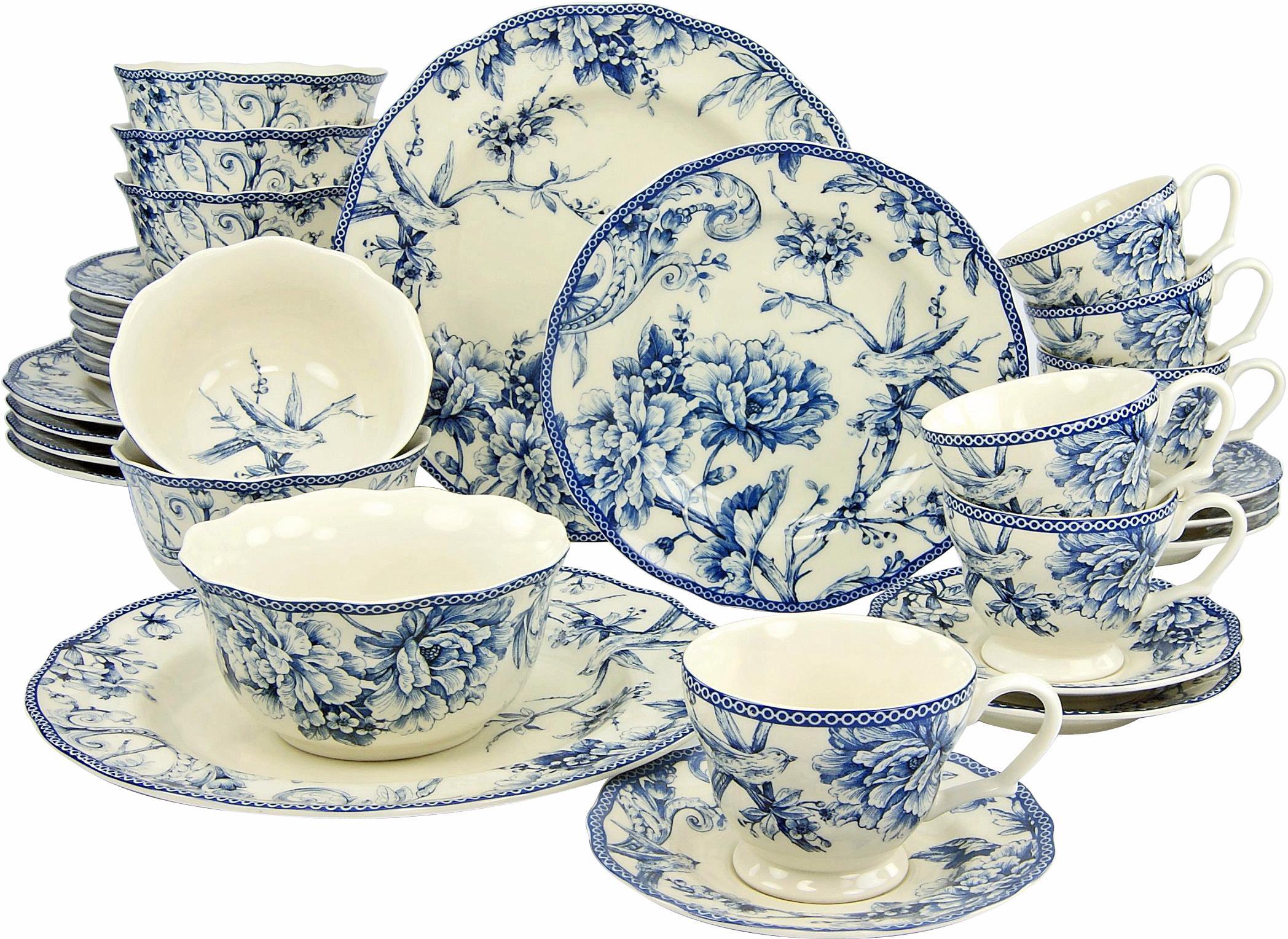 blau-steinzeug Geschirr online kaufen | Möbel-Suchmaschine ...