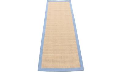 Läufer, »Sisal Sofia«, carpetfine, rechteckig, Höhe 5 mm, handgewebt kaufen