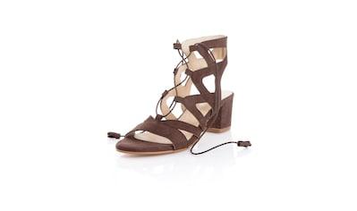 Alba Moda Sandalette, mit Schnürung kaufen