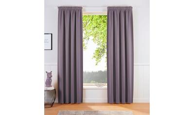 my home Verdunkelungsvorhang »Sola« kaufen