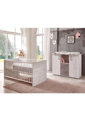 arthur berndt Babymöbel-Set »Insa«, (Spar-Set, 2 St.), mit Kinderbett und... kaufen