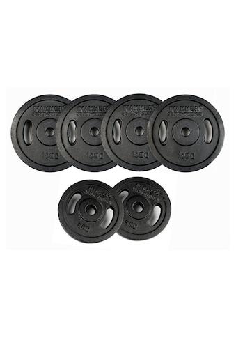 Hammer Gewichteplatten »Gewichte - Set, Hammer®« (Set, 8 - tlg.) kaufen