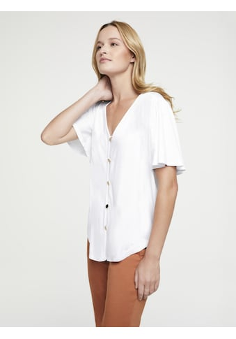 Shirt mit Zierknöpfen kaufen