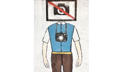 G&C Wandbild »NO PHOTOS«, (1 St.) kaufen