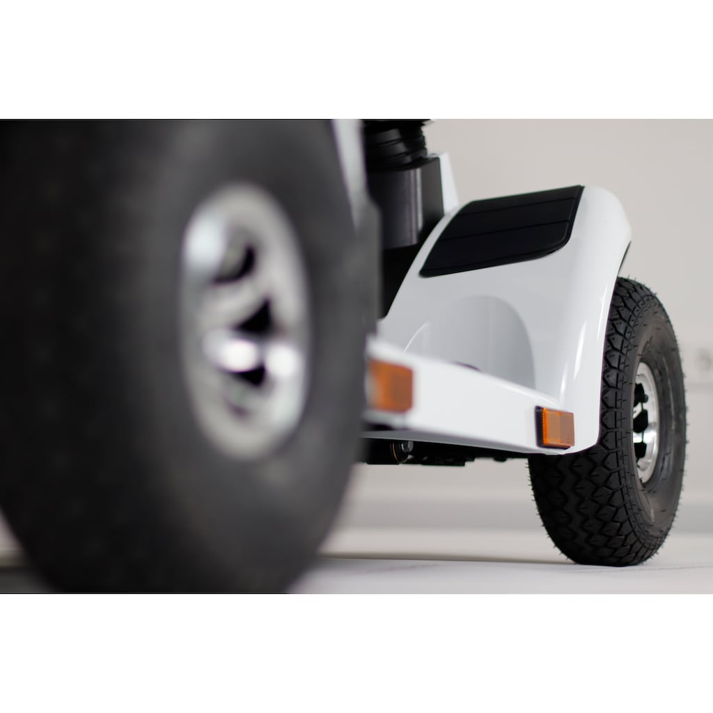 mobilis Elektromobil »M74«, 15 km/h, LCD-Display