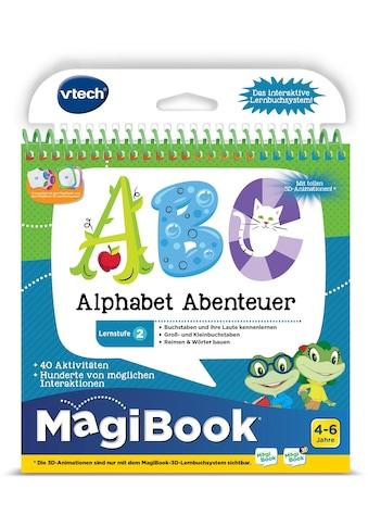 """Vtech® Buch """"MagiBook Lernstufe 2  -  Alphabet Abenteuer"""" kaufen"""