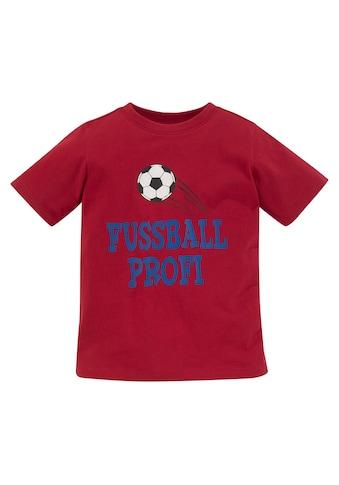 KIDSWORLD T-Shirt »FUSSBALLPROFI« kaufen