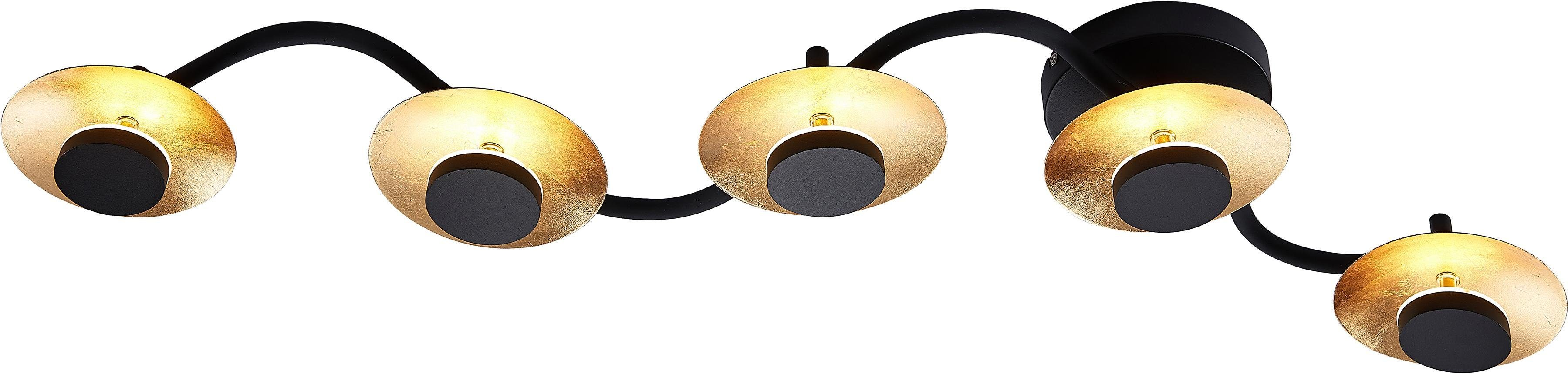Nino Leuchten LED Deckenleuchte Limber, LED-Board, 1 St., Warmweiß, LED Deckenlampe
