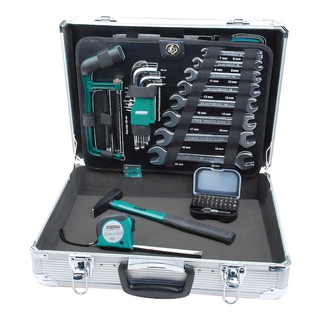 Brueder Mannesmann Werkzeuge Werkzeugkoffer (108-tlg.)