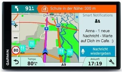 Garmin Navigationsgerät »DRIVE Smart 61 LMT - D CE« kaufen