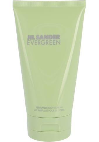 JIL SANDER Bodylotion »Evergreen Body Lotion« kaufen