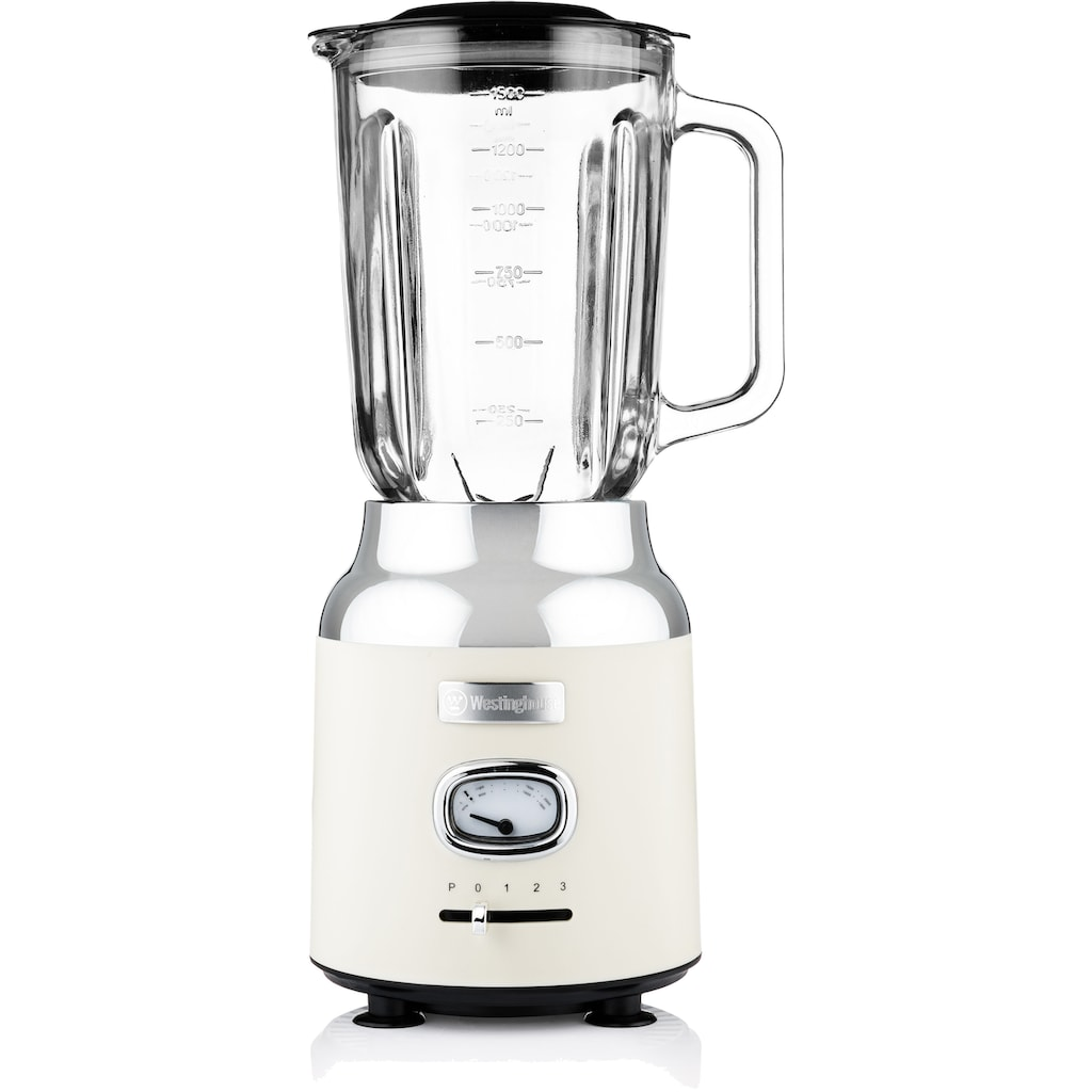 Westinghouse Standmixer »WKBE221WH«, 600 W