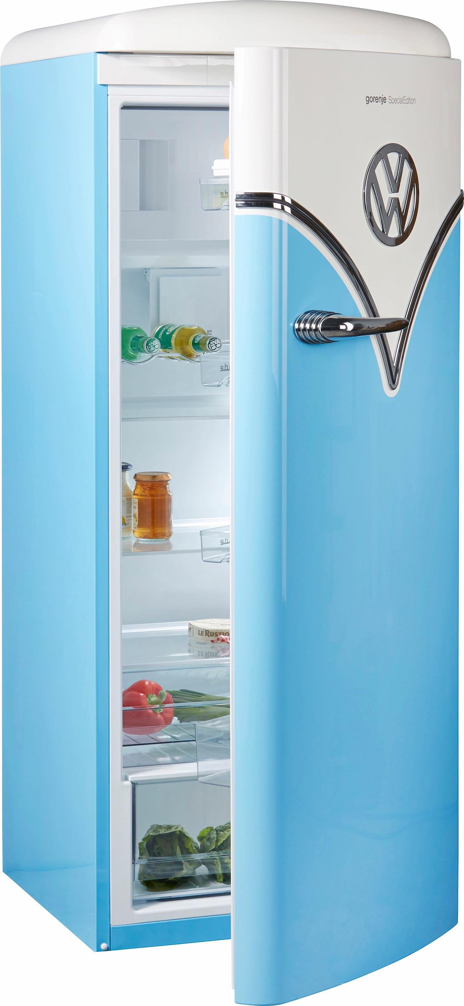Retro Kühlschrank Gefrierkombination : Retro kühlschränke auf rechnung raten kaufen baur