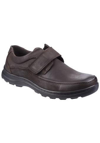 Fleet & Foster Klettschuh »Herren Hurghada Leder Schuhe« kaufen