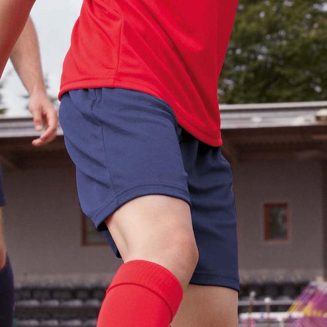 Fruit of the Loom Shorts »Kinder Performance Sport mit Feuchtigkeitstransport«