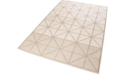 Esprit Teppich »Noora Kelim«, rechteckig, 5 mm Höhe, Wohnzimmer kaufen