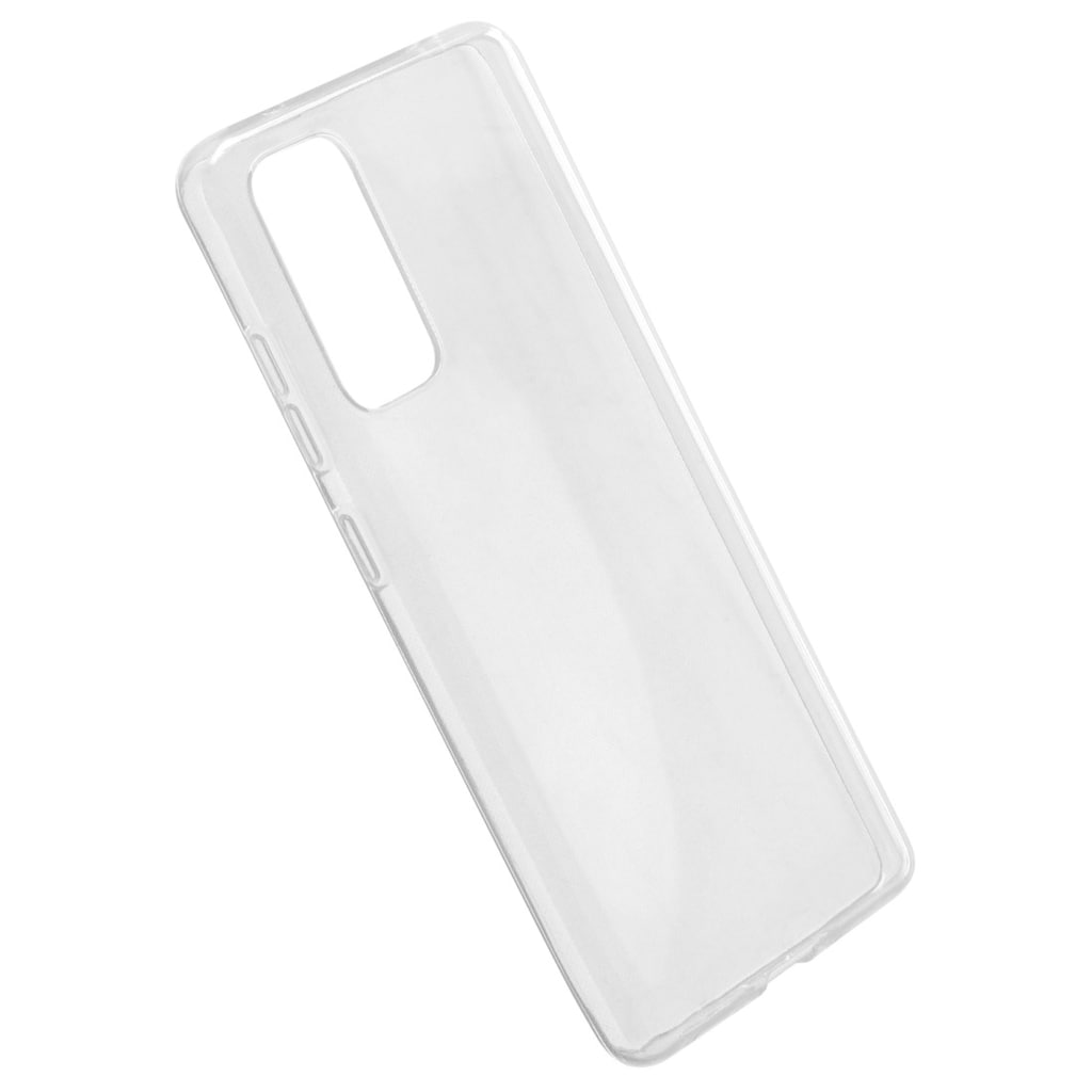 "Hama Backcover »Smartphone-Cover Hülle«, ""Crystal Clear"" f. Samsung Galaxy S20 FE Transpa"
