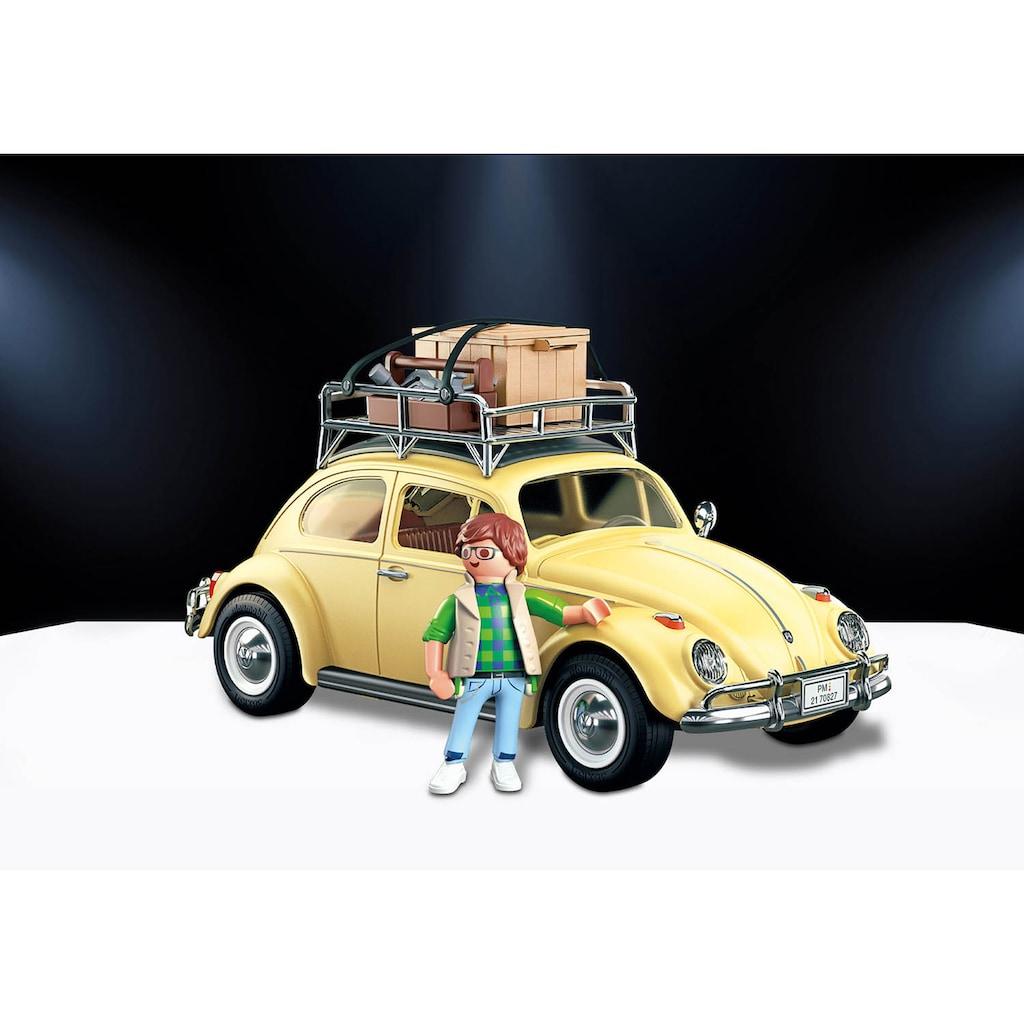 Playmobil® Konstruktions-Spielset »Volkswagen Käfer - Special Edition (70827)«, (51 St.), Made in Germany
