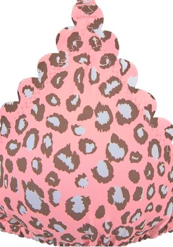 LASCANA Triangel-Bikini-Top »Mae«, mit Muschelkante kaufen