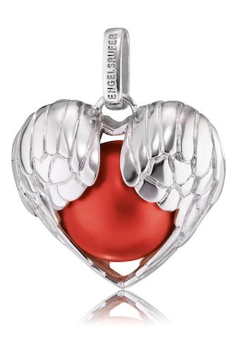 Engelsrufer Herzanhänger »ERP - 05 - WINGHEART, Herz« (Set, 2 tlg., inkl. Klangkugel) kaufen