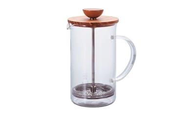 "Hario Teekanne »""Olive Wood Tea Press""«, 0,6 l, Made in Japan kaufen"