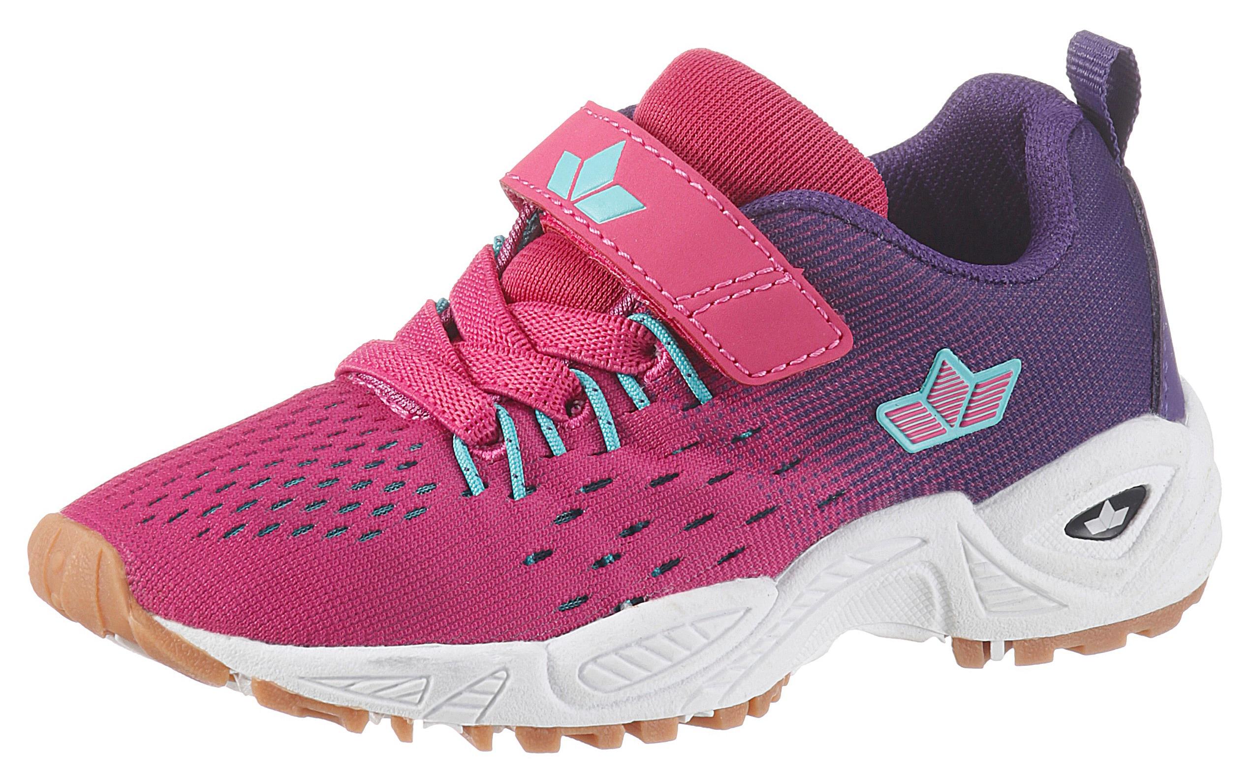 Lico Sneaker Mic VS, mit Gummiband rosa Kinder