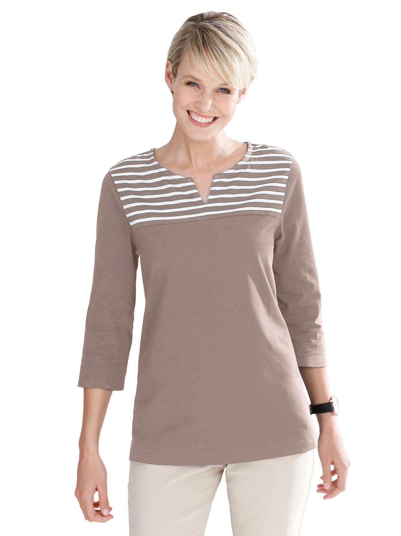 Classic Basics Shirt in trageangenehmer Qualität | Bekleidung > Shirts | Grau | Classic Basics