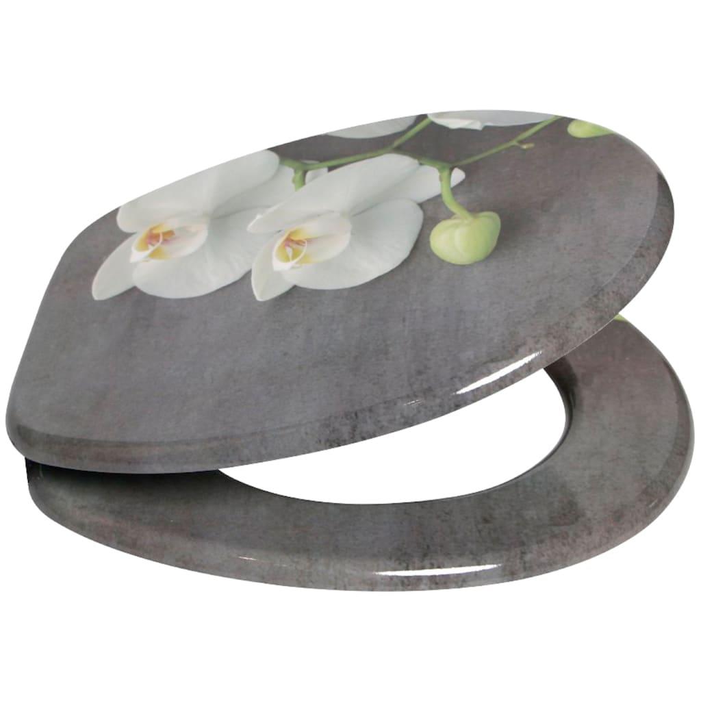 Sanilo WC-Sitz »Pretty«, mit Absenkautomatik