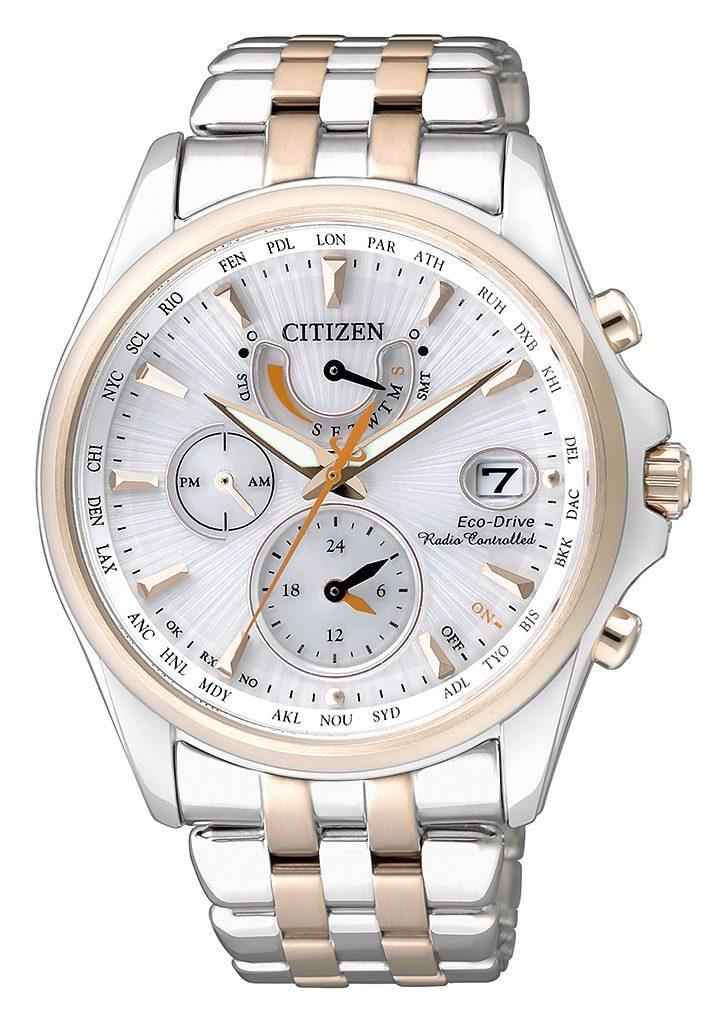 Citizen Funk-Multifunktionsuhr FC0014-54A   Uhren > Multifunktionsuhren   Citizen