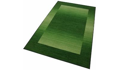THEKO Teppich »Gabbeh Ideal«, rechteckig, 6 mm Höhe, mit Bordüre, Wohnzimmer kaufen