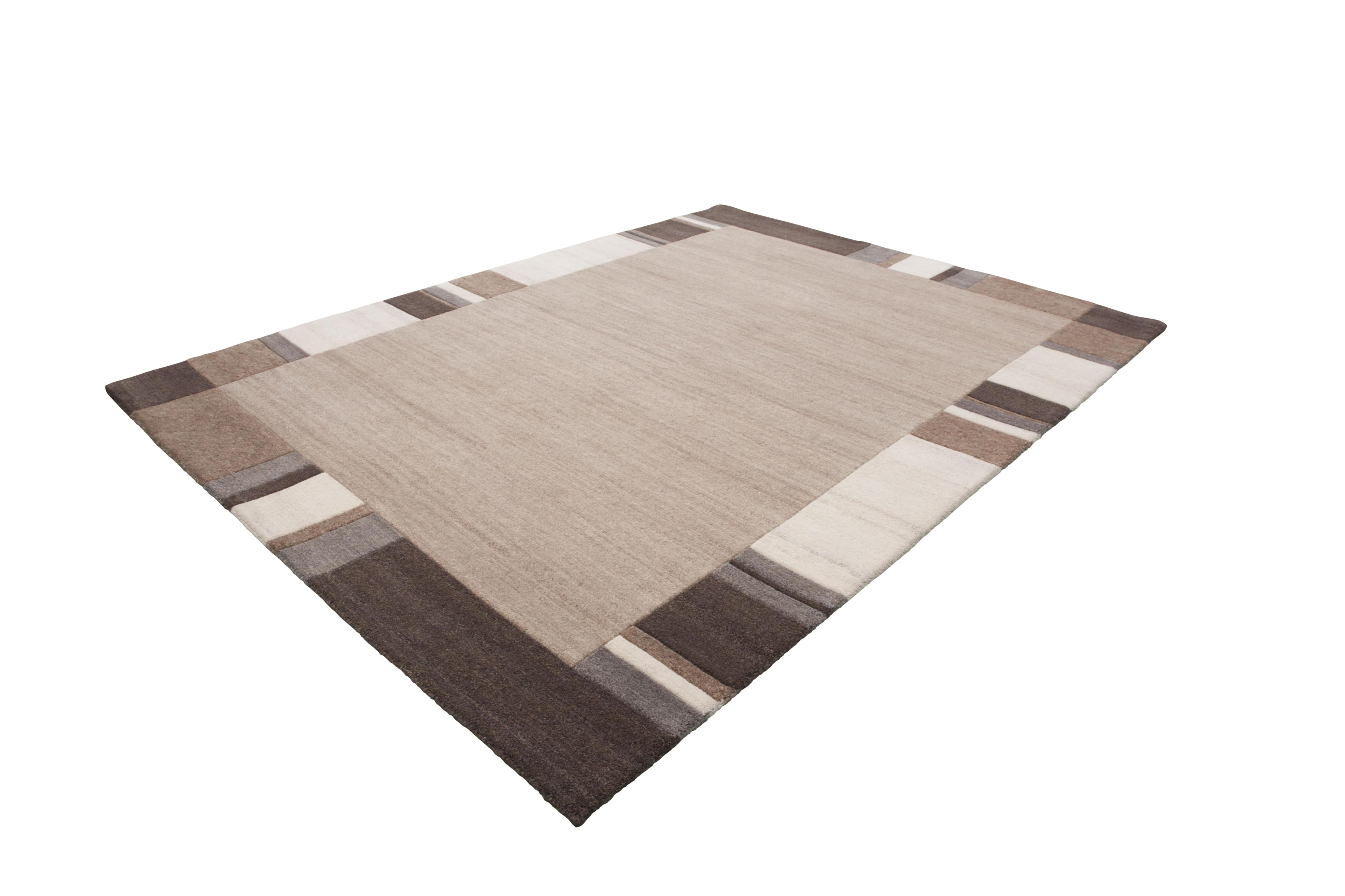 Teppich Goa 953 LALEE rechteckig Höhe 18 mm manuell geknüpft