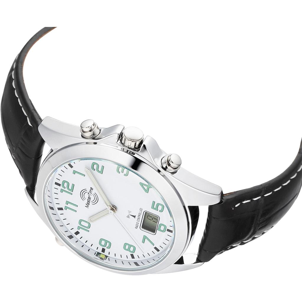 MASTER TIME Funkuhr »Specialist, MTGA-10735-12L«