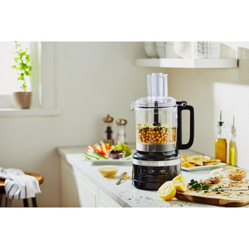 KitchenAid Zerkleinerer »2,1-l-Food Processor 5KFP0919EBM«, 250 W