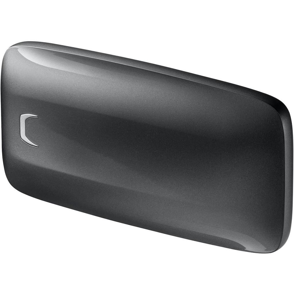 Samsung SSD »Portable SSD X5«