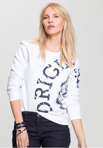 H.I.S Sweatshirt, mit Retro-print kaufen