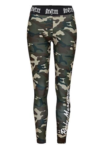 Benlee Rocky Marciano Funktions - Leggings in modischem Military - Look »PATTY LYNN« kaufen