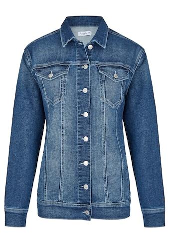 ANGELS Klassische Jeansjacke mit längerem Schnitt kaufen