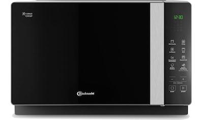 BAUKNECHT, Mikrowelle »MF 206 SB«, Grill Mikrowelle kaufen