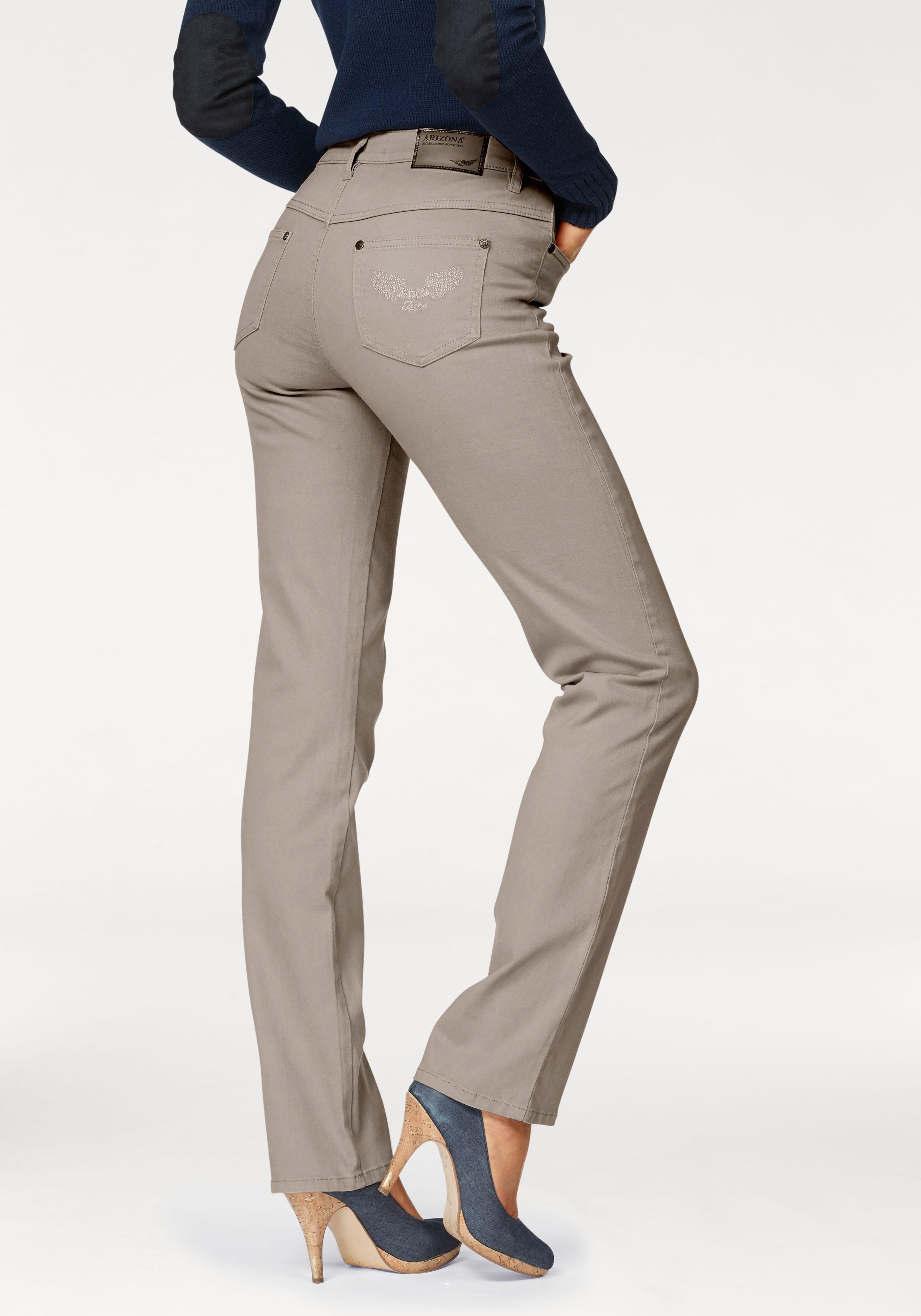7a4fcf46b542 Arizona Gerade Jeans »Comfort-Fit« für   BAUR