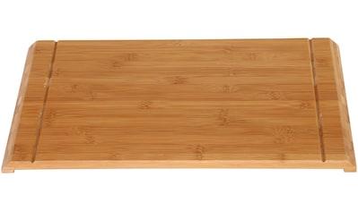 Schock Schneidebrett, Bambus, geölt, BxT: 30x54 cm kaufen