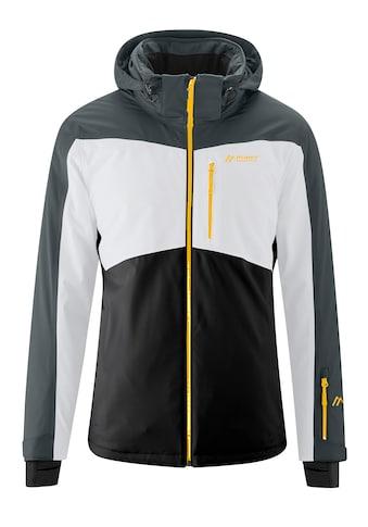 Maier Sports Skijacke »Seppl«, Sportive Skijacke mit modernem Design kaufen