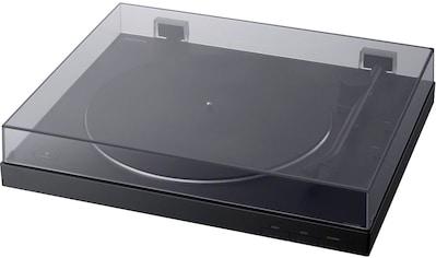 Sony »PS - LX310BT« Plattenspieler (Riemenantrieb, Bluetooth) kaufen