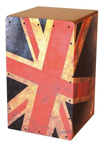 Voggenreiter Cajon »Union Jack«, Made in Europe kaufen